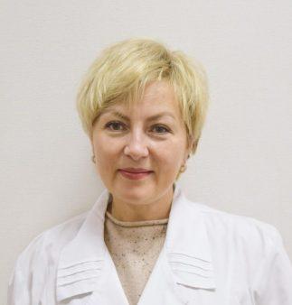 Долинина Елена Владимировна