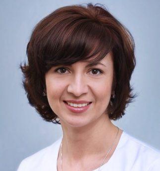 Колосова Варвара Сергеевна