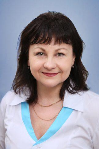 Мидынская Оксана Брониславовна