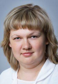 Шерстнева Елена Николаевна