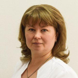 Лосевская Анна Владимировна