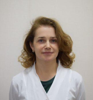 Елистратова Мария Николаевна