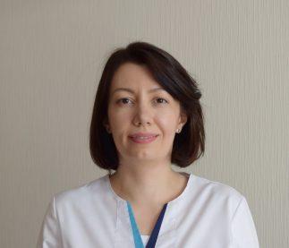 Стручкова Ирина Петровна